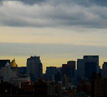New York City Skyline by Daniel Havgärde