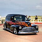 Vintage classic car by Gerard Rotse