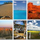 Australian Landscapes and Travel by Cheryl Ridge