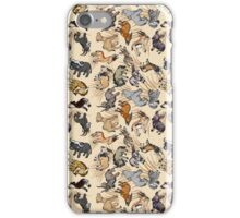 African Herbivore iPhone Case/Skin