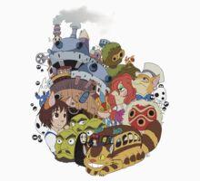 Ghibli by mangopoptart