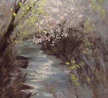 Rumors of Spring by Karen Ilari