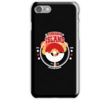 Pokemon Cinnabar Island iPhone Case/Skin