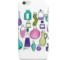 Potion Bottles iPhone Case/Skin