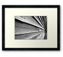 Board or Bored? Framed Print