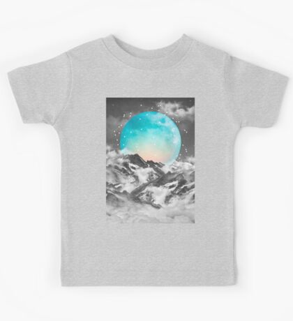 It Seemed To Chase the Darkness Away Kids Tee