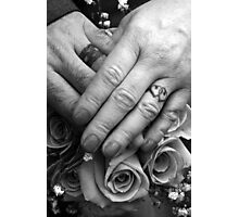 Marriage Vows Photographic Print