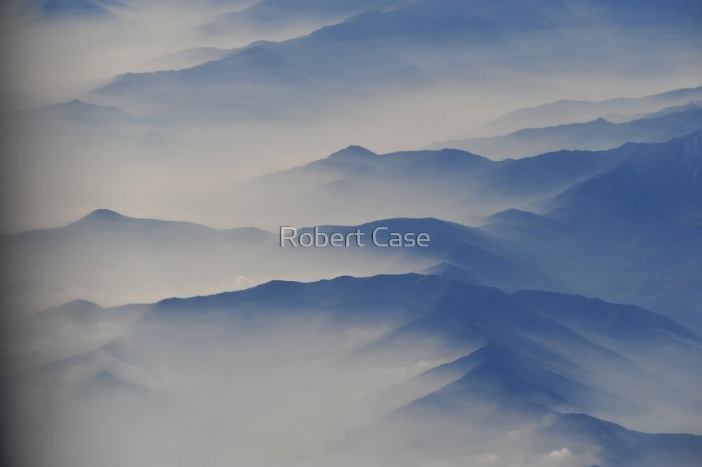 Cross the Alps by Robert Case