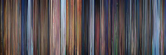 Moviebarcode: Pinocchio (1940) by moviebarcode