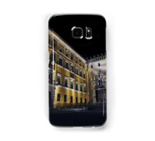 Piazza Salimbeni Samsung Galaxy Case/Skin
