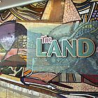 The Land, Walt Disney World, Epcot Center by searchlight