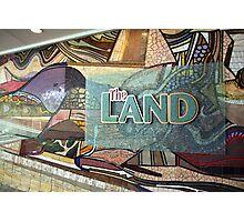 The Land, Walt Disney World, Epcot Center Photographic Print