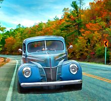 Fall Cruising,..40 Styling by JohnDSmith