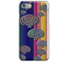 """""""Null Lines Wick Rotation Congruence 2""""© iPhone Case/Skin"""