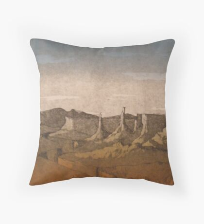 I Miss John Wayne Throw Pillow