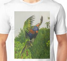 Part 2 of the bigger picture Unisex T-Shirt