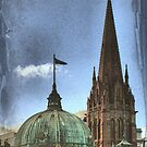 Spires and Domes by Larry Lingard-Davis