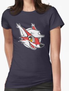 NEO LAPFOX v1 Womens Fitted T-Shirt