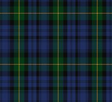 00595 Farquharson or MacEwan/MacEwen Clan/Family Tartan  by Detnecs2013