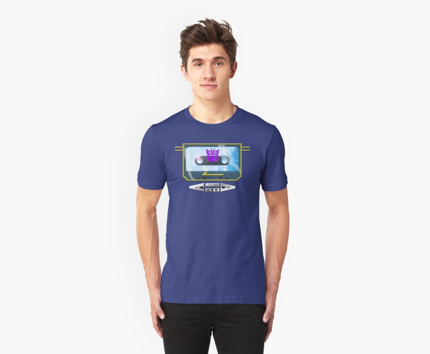 I always wanted to be Soundwave... by FAMOUSAFTERDETH