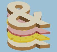 Hampersandwich Kids Tee