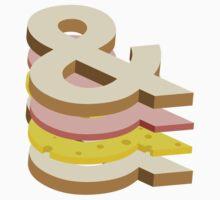 Hampersandwich One Piece - Short Sleeve