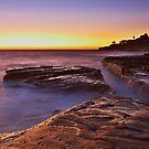 Lurline Bay Sunrise by Mark  Lucey