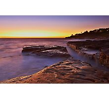 Lurline Bay Sunrise Photographic Print