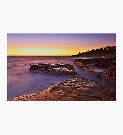 Lurline Bay Sunrise Photographic Print