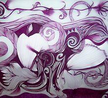 Papatuanuku by Lesley A Marsh