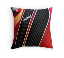 Classic Ford Anglia Throw Pillow