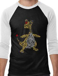 Ampharos Men's Baseball ¾ T-Shirt
