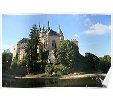 Bojnice Castle Poster