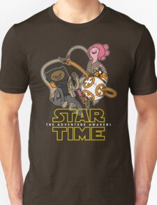 Star Time - The Adventure Awakens Unisex T-Shirt