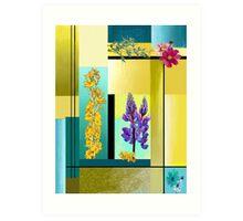 """Spring Flowers"" Art Print"
