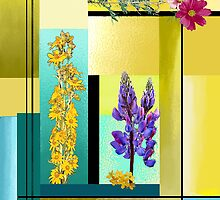 """Spring Flowers"" by Patrice Baldwin"