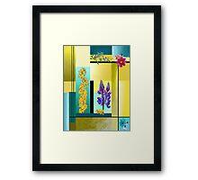 """""""Spring Flowers"""" Framed Print"""