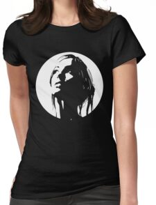 Mystery Girl Womens Fitted T-Shirt