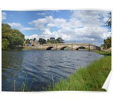 Bridge of Stone - Ross, Tasmania Poster
