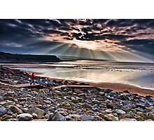 Lahinch Beach, County Clare, Ireland Photographic Print
