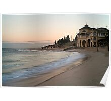 Indiana Tea Rooms ~ Cottesloe Beach Poster