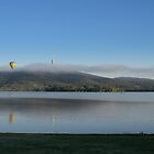 Balloon Festival - Canberra by Vanessa Lalliard