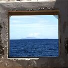 Sea view Window by Dora Artemiadi