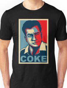 Coke - The Cause of and Cure to Hollywoods Problems. T-Shirt