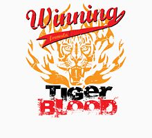 Winning Formula - Tiger Blood - Orange Tiger Unisex T-Shirt