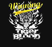Winning Formula - Tiger Blood - Yellow Winning Unisex T-Shirt