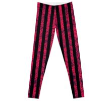 Mad Hatter Stripes Leggings