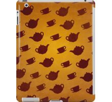 March Hare Teapots iPad Case/Skin