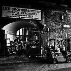 Ye Olde Borough Market, London, England by Graham Ettridge