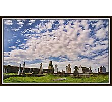 Rural Irish Countryside, County Clare, Ireland Photographic Print